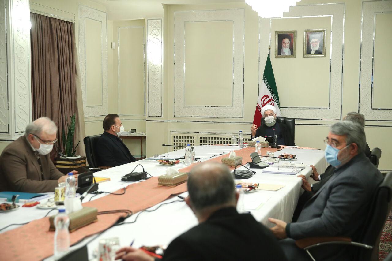 روحانی: آسیب های دوران تعطیلی مدارس شناسایی و جبران شود